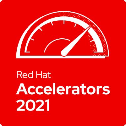 Red Hat Accelerator Badge