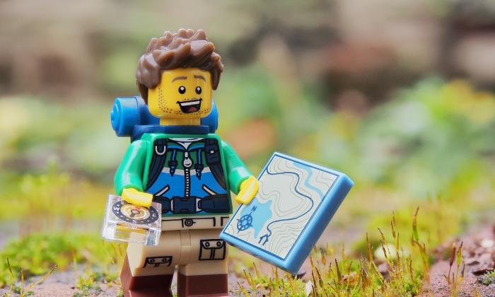 lego trail guide