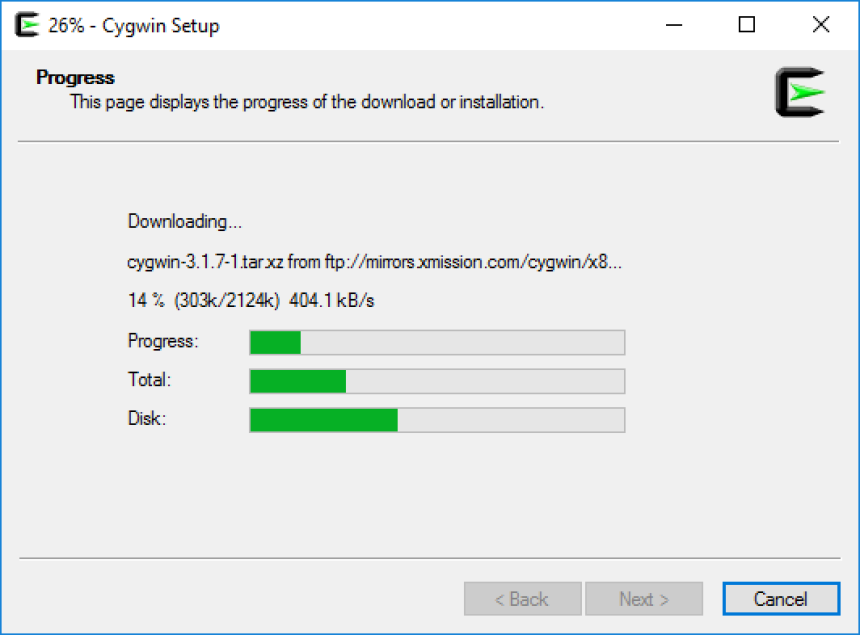 Cygwin How To Install Python Modules