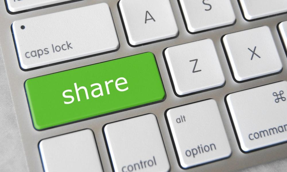 Getting started with sharing