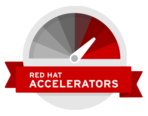Red Hat Accelerator Badge